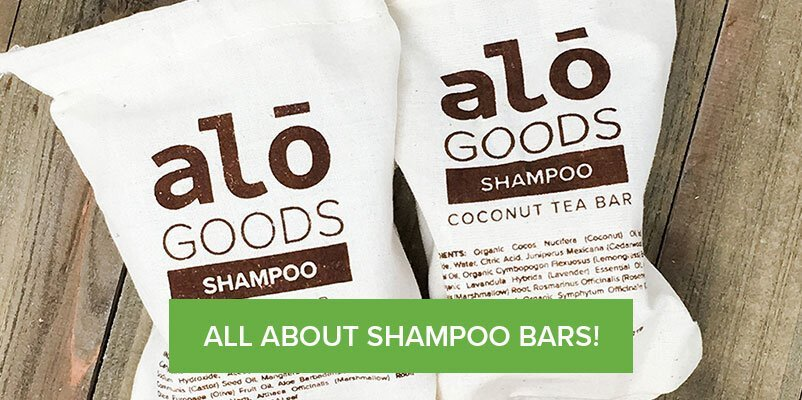 All About Shampoo Bars