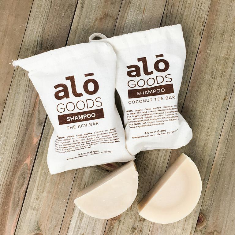 Natural Shampoo Bars