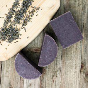 Lavender Natural Soap