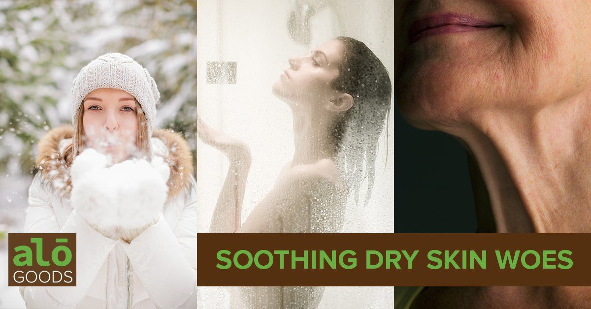 Soothing Dry Skin