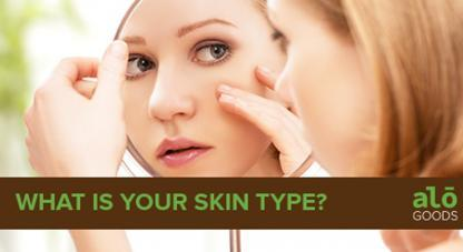 What Is Your Skin Type