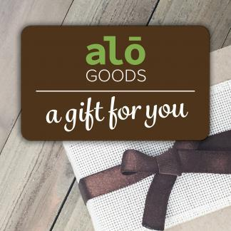 Alo Gift Cards 2020