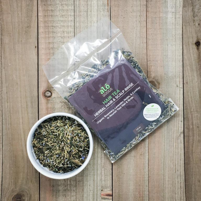 Herbal Organic Hair Tea