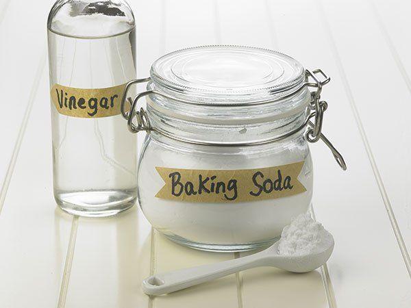 Baking Soda Hair Rinse