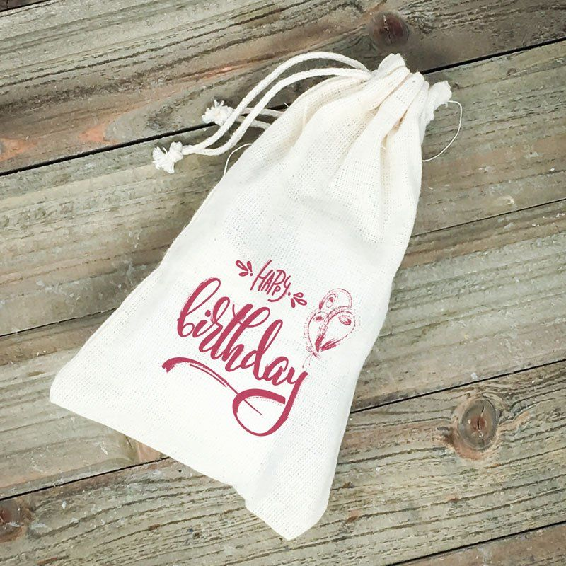 Zero Waste Gift Bag