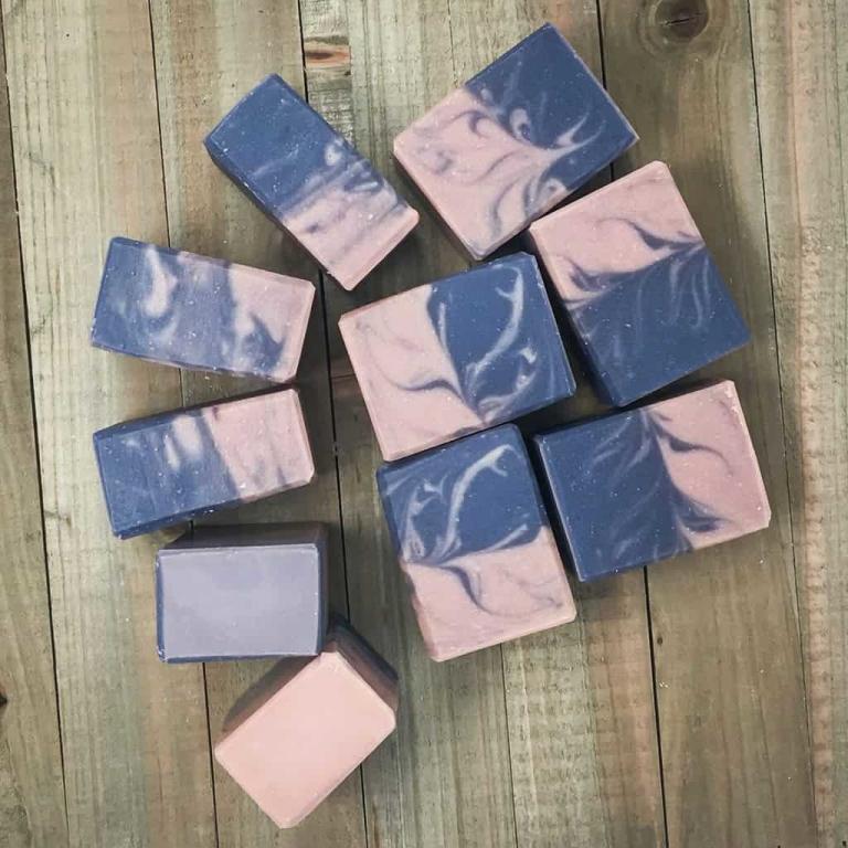 Swirled Soap - 10 Bar Custom Order