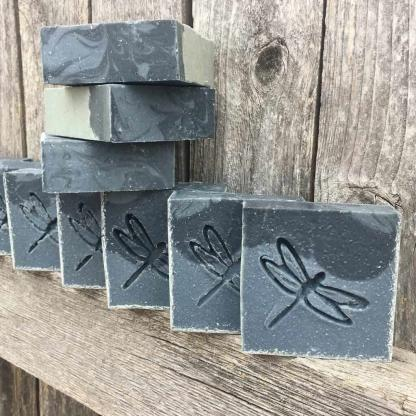 Indigo Dragonfly Soap