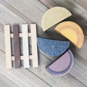 Signature Half-Round Handmade Soaps