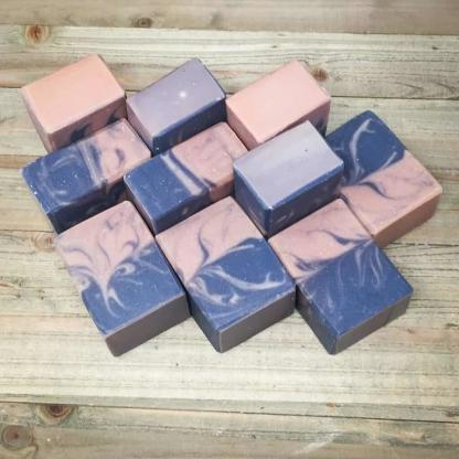 Swirled Soap - 10 Bar Custom Order