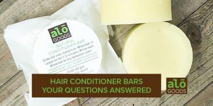 Hair Conditioner Bars Faqs