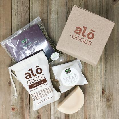 Coconut Oil Natural Hair Kit