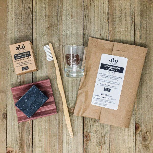 Oral Care Kit Tea Tree