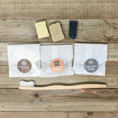 Oral Care Tooth Soap Sample Kit