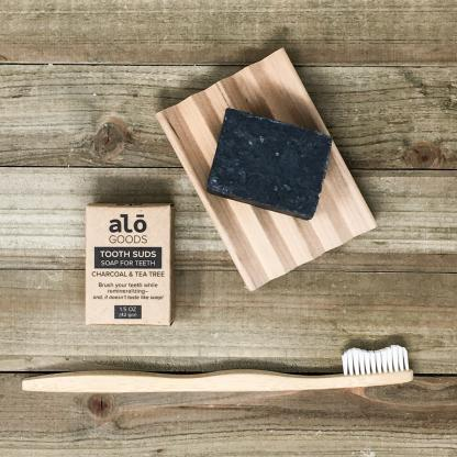 Tooth Brushing Soap Activate Charcoal