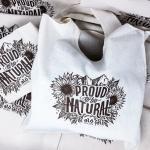 Natural Cotton Sling Bag 3
