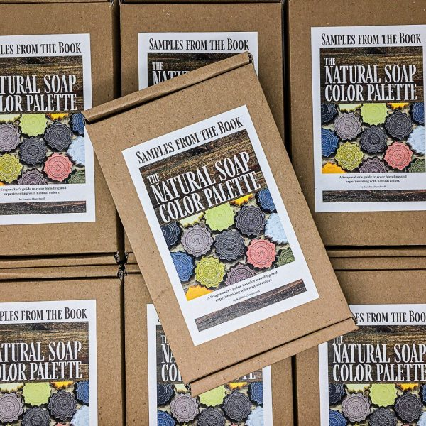 Natural Soap Color Kit 3