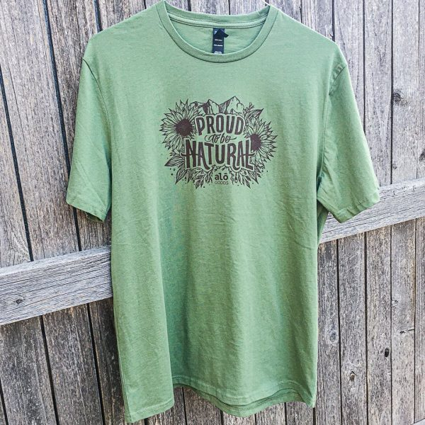 Proud To Be Natural Tshirt 1