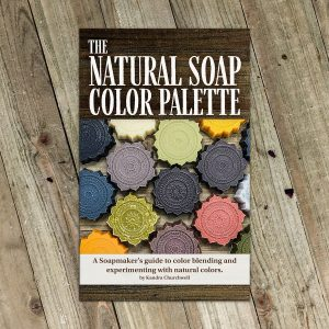 Soap Color Book
