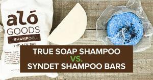 Shampoo Vs Syndet Bar