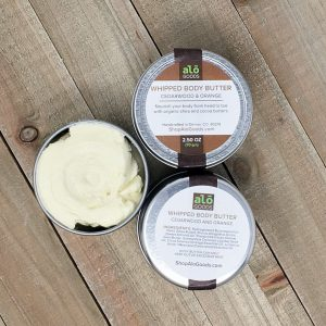 Cedarwood Orange Body Butter