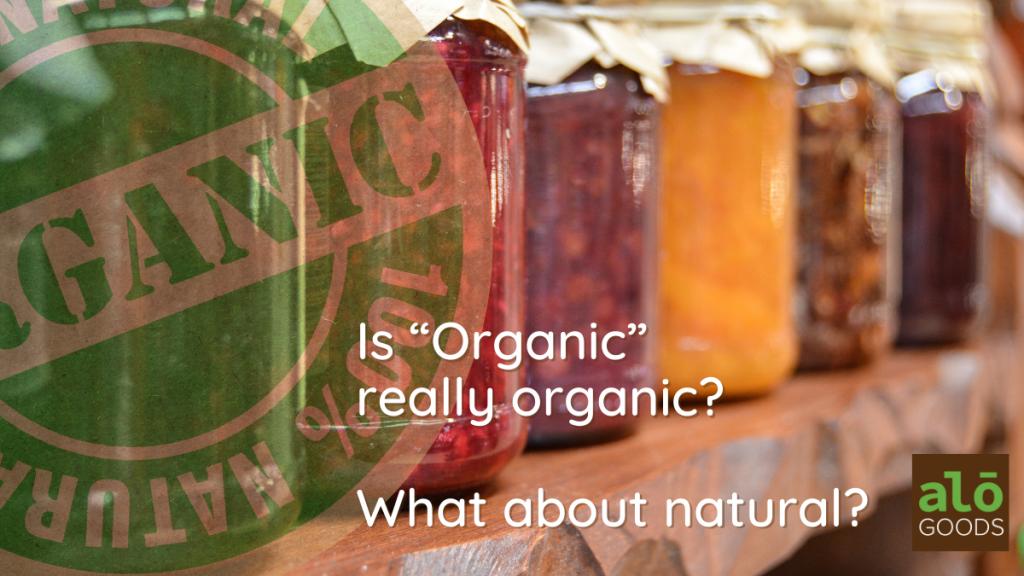 Organic V Natural Blog