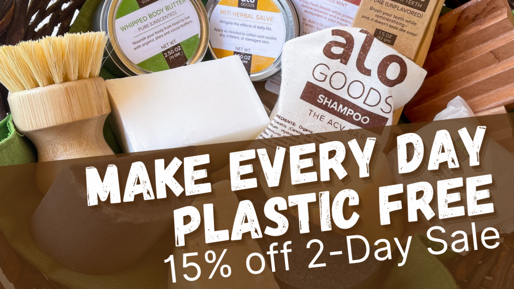 Email Plastic Free Every Day